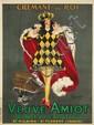Veuve Amiot / Crémant du Roi. 1922