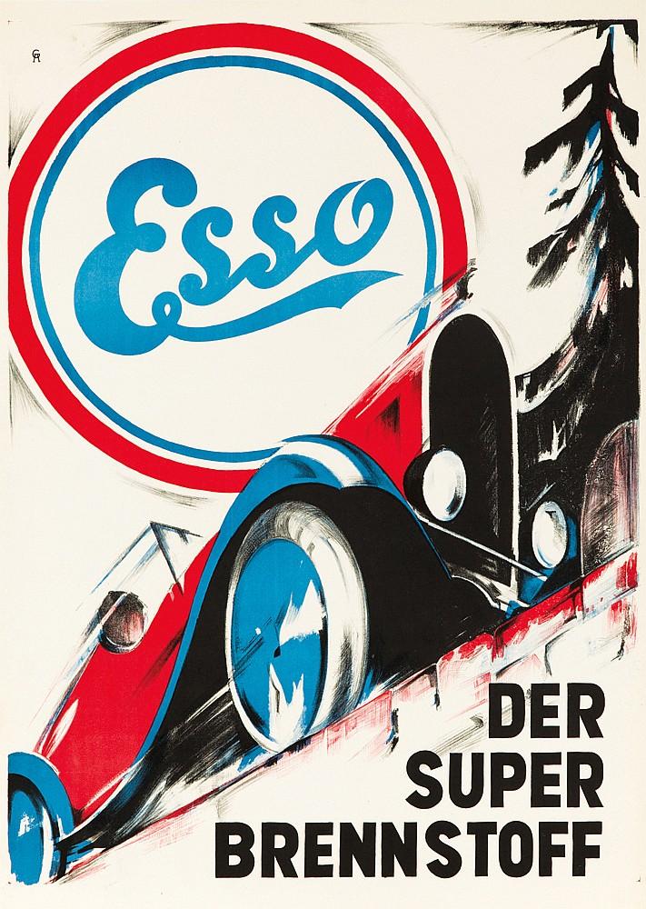 Esso. ca. 1923