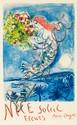 Nice / Soleil, Fleurs. 1962