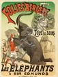 Folies-Bergère / Les Eléphants. 1877