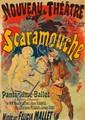Nouveau Théâtre / Scaramouche. 1891