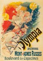 Olympia / Anciennes Montagnes Russes. 1892