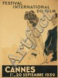 Festival International du Film / Cannes. 1939