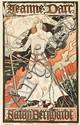 Jeanne Darc / Sarah Bernhardt.  1894