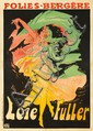 Folies-Bergère / Loie Fuller. 1897