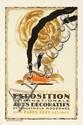 Exposition / Arts Décoratifs. 1925. 1925