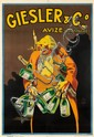 Giesler Champagne. 1923