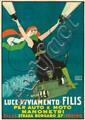 Luce-Avviamento-Filis. 1922