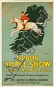 Dublin Horse Show. 1954