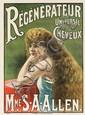 Régénérateur de Mme. S. A. Allen. ca. 1886