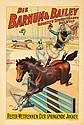 Barnum & Bailey / Der Springende Jockey. 1900
