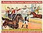 Barnum & Bailey / Wundervolle Reiter-Vorstellung. 1900