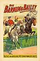 Barnum & Bailey / Männlicher Jockeys. 1900