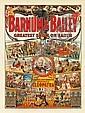 Barnum & Bailey / Cleopatra. 1912