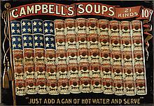 Campbell's Soups. ca. 1905