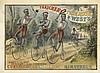Thatcher, Primrose & West's Minstrels. ca. 1882