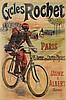Cycles Rochet. ca. 1895