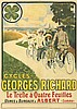 Cycles Georges Richard. ca. 1896