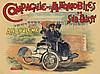 Compagnie des Automobiles du Sud-Ouest. ca. 1899