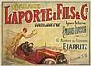 Garage Laporte & Fils. ca. 1903
