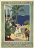 Voyages en Algérie, Tunisie, Maroc. ca. 1910