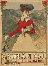 Cycles Andru. ca. 1895