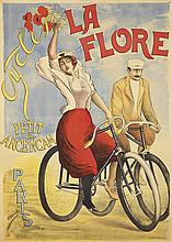 Cycles La Flore. ca. 1900