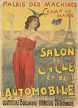 Salon du Cycle et de l'Automobile. 1897