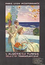 L'Algérie et la Tunisie / Victor Hugo. ca. 1910