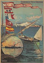 Navigation Mixte. ca. 1890