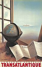 Transatlantique / Croisières. 1936