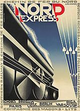 Nord Express. 1927