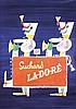 ORIGINAL 1950s Swiss Design Suchard Chocolate Poster LE