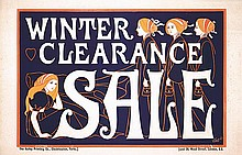 2015 Winter Clearance Sale