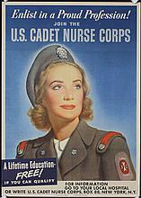 Set of 3 Original American World War II Posters