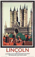 Original Vintage 1930s British Travel Poster NEWBOULD