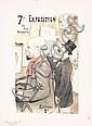 Original 1896 Maitre de l´Affiche Poster CAZALS