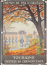 Nice Original 1920s French Travel Poster CONSTANT DUVAL