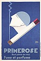 Stunning Original 1920s/30s Art Deco Cigarette Poster