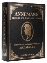 Abrams, Max (compiler). Annemann: The Life and Times of a Legend. Tahoma, 1