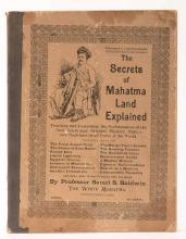 Baldwin, Samri S. The Secrets of Mahatma Land Explained. Washington, D.C.,
