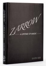 Ben, David. Zarrow: A Lifetime of Magic. Fair Lawn: Meir Yedid Magic, 2008.