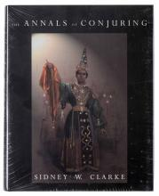 Clarke, Sidney W. The Annals of Conjuring. Seattle: Miracle Factory, 2001.
