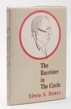 Dawes, Edwin. The Barrister in the Circle. London: Magic Circle, 1983. Publ