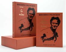 Culliton, Patrick. Houdini Unlocked. Los Angeles: Kieran Press, 1997. Numbe