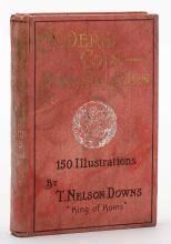Downs, T. Nelson. Modern Coin Manipulation. London: Downs Magical Co., 1900