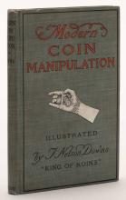 Downs, T. Nelson. Modern Coin Manipulation. New York: George Routledge, [19