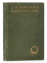 Fischer, Ottokar (ed.). J.N. Hofzinser KartenkŸnste. Vienna and Leipzig: J
