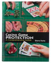 Forte, Steve. Casino Game Protection. Las Vegas: SLF, 2004. First edition.