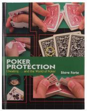 Forte, Steve. Poker Protection. Las Vegas: SLF, 2006. First edition. Pictor